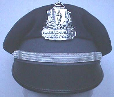 new york state police badge. 3) Massachusetts State Police